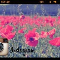 Как создать эффект instagram в Photoshop