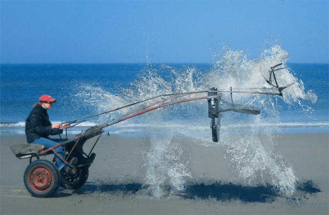 Создание лошади из воды в Фотошоп.