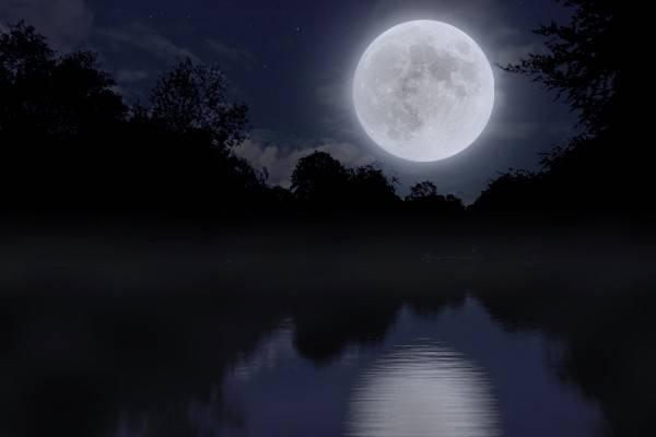 Переделываем день в ночь с помощью Фотошоп.