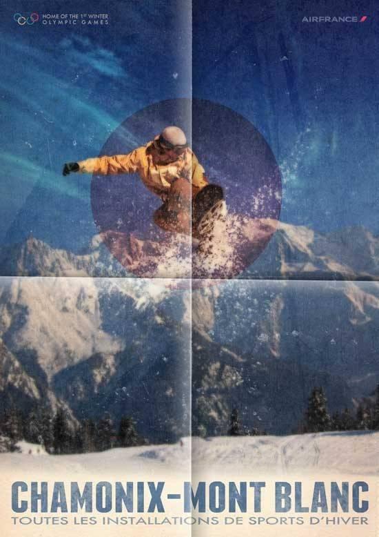 Создание плаката в винтажном стиле в Фотошоп.