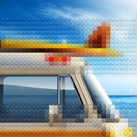 Lego в Фотошоп