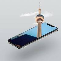 Создаем мобильный коллаж в фотошоп