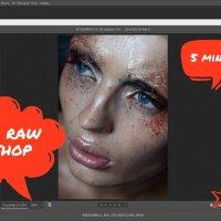 Как в Camera Raw пакетно обработать фотографии?